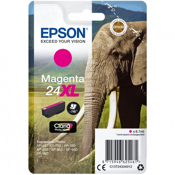 Epson C13T24334012 magenta HC