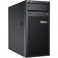 Lenovo ThinkSystem ST50 E-2124G 8GB - Tower (4U) 2x1TB