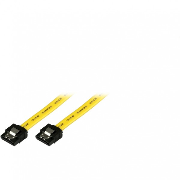 SATA III 1,0m mit Clip | Innovation IT