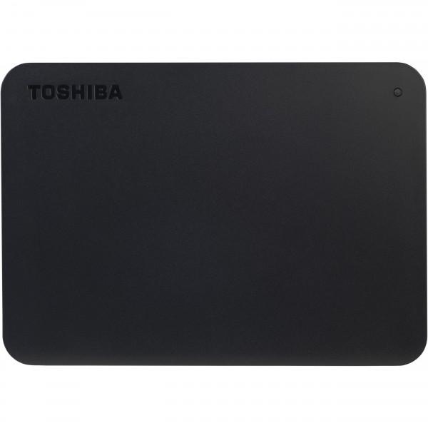 2,5 2TB Toshiba Canvio Basics USB 3.0 Black