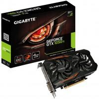 GTX 1050Ti 4GB Gigabyte OC 4G - Dual Slot - 2Fan 1xDVI/1xDP/1xHDMI