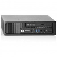 PC HP EliteDesk 800 G1 i5-4590S (4x3,0) / 8GB DDR3 / 256GB SSD / Win 10 Pro / USFF / DVD / 2.Wahl /