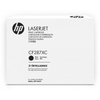 HP # 87X CF287XC black Contract-Toner - Hohe Kapazität