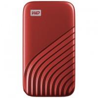 1TB WD MyPassport USB 3.2 Gen2 Red
