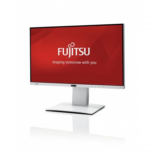 """68,6cm/27"""" (2560x1440) Fujitsu P27-8 TE Pro DVI HDMI DP IPS Matt white"""