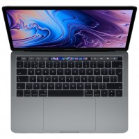 Apple MacBook Pro TB Z0WR 33.78cm 13.3Zoll Intel Quad-Core i7 2.8GHz 16GB/2133 1TB SSD IrisPlus 655 Deutsch - Grau