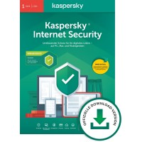ESD Kaspersky Internet Security 1 Device