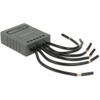 HOME DeLOCK Z-Wave Unterputz Strom Doppelschalter