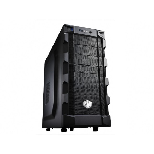 Midi CoolerMaster K280 USB3 | black
