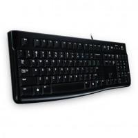 Logitech K120 oem USB black