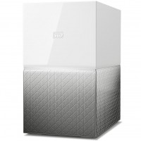 3,5 4TB WD My Cloud Home Duo grey