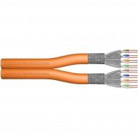 Patchkabel Verlegekabel CAT7a S/FTP 500m Duplex 1200Mhz Digitus