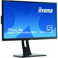 "68,6cm/27"" (1920x1080) Iiyama ProLite XB2783HSU-B3 Full HD 4ms VGA HDMI USB LS DP black"