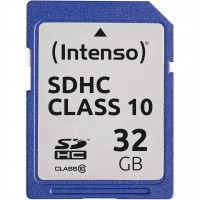 SDHC 32GB Intenso C10 20MB/s