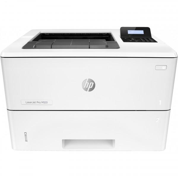 L HP LaserJet EP M501dn 43S. LAN/Duplex