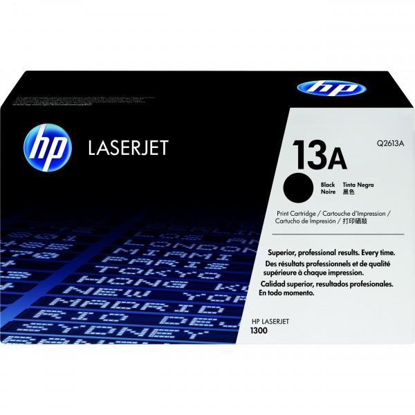 HP # 13A Q2613A black