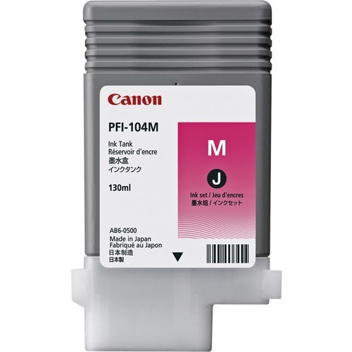 Canon PFI104M magenta