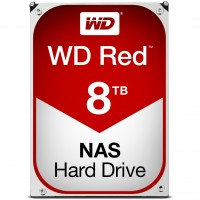 8TB WD WD80EFAX Red NAS 5400RPM 256MB