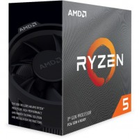 AMD AM4 Ryzen 5 6 Core Box 3500X 3,6 GHz MAX Boost 4,GHz 6xCore 32MB 65W with Wraith Stealth Cooler