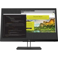 "60,5cm/23,8"" (1920x1080) HP Z24nf Full HD IPS 5ms HDMI VGA DP Pivot 3xUSB black Display mit schmaler"