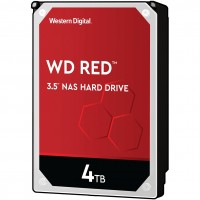 4TB WD WD40EFAX Red NAS 5400RPM 256MB*