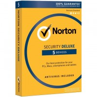 ESD Norton Security Deluxe 3.0 - 5 Devices - 1 Year