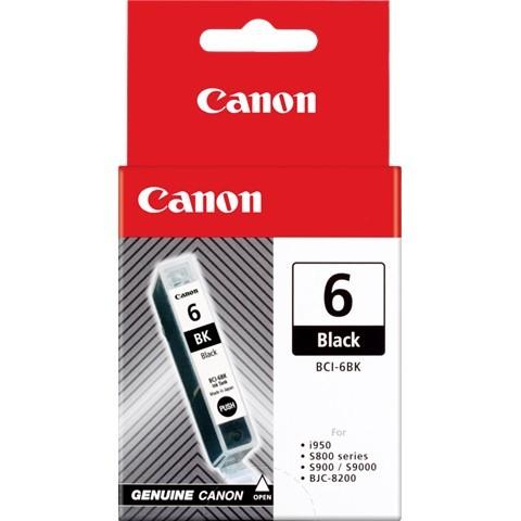 Canon BCI-6BK black
