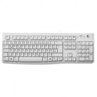 Logitech K120 oem USB white