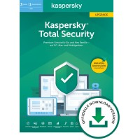 ESD Kaspersky Total Security 3 Devices - Upgrade
