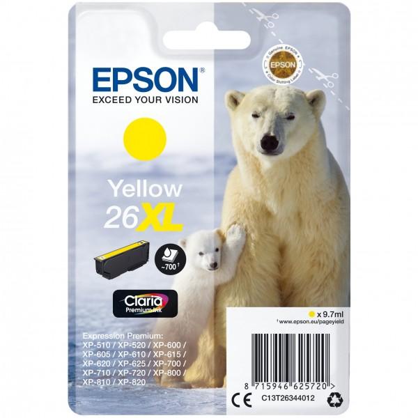 Epson C13T26344012 yellow HC