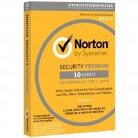 ESD Norton Security Premium 3.0 25GB - 10 Devices - 1 Year