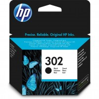 HP # 302 black F6U66AE