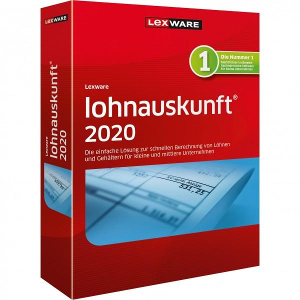 ESD Lexware Lohnauskunft 2020 (Abo)