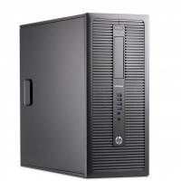 PC HP EliteDesk 800 G1 i5-4590 (4x3,3) / 8GB DDR3 / 256GB SSD / Win 10 Pro / DVD / 2. Wahl / Tower /