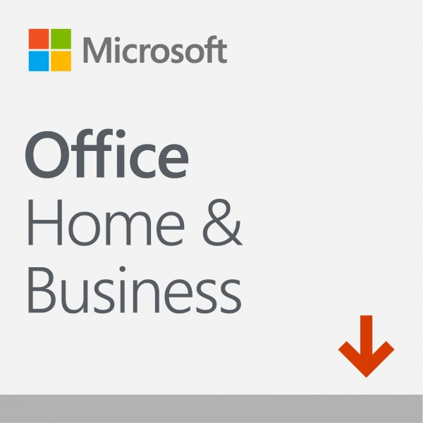 ESD Microsoft Office Home & Business 2019 - 1 PC/MAC - Download