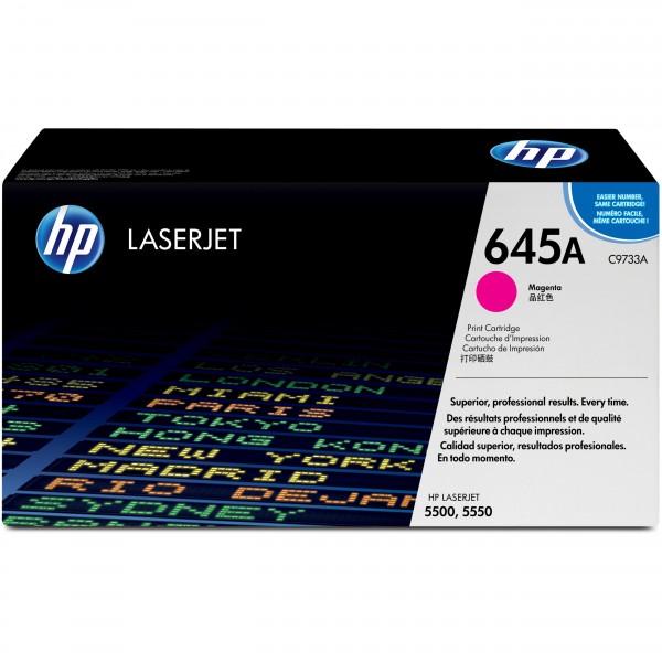 HP # 645A C9733A magenta